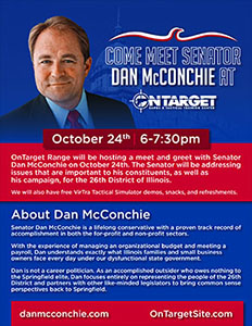 Come meet Dan McConchie