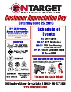 Customer Appreciation Day 2016 Full Flyer